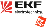 Компания EKF с 14 апреля 2015 года снижает базовые цены на ряд позиций