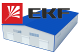 Инвентаризация на складах производителя EKF