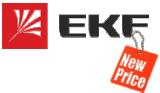 С 9 января 2019 года вступает в силу новый прайс-лист компании EKF